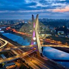 Отель Ibis Sao Paulo Congonhas бассейн