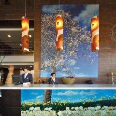 Отель Occidental Cala Vinas гостиничный бар