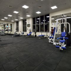 Oaks Liwa Heights Hotel Apartments фитнесс-зал фото 4