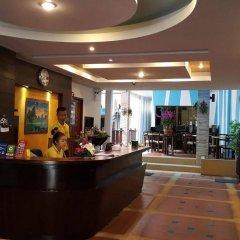 MT Hotel интерьер отеля фото 2