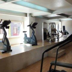 Hotel Palacio Azteca фитнесс-зал фото 4
