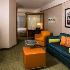 Отель SpringHill Suites by Marriott New York LaGuardia Airport США, Нью-Йорк - отзывы, цены и фото номеров - забронировать отель SpringHill Suites by Marriott New York LaGuardia Airport онлайн фото 3