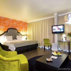 Отель Thon Hotel Bristol Stephanie Бельгия, Брюссель - 1 отзыв об отеле, цены и фото номеров - забронировать отель Thon Hotel Bristol Stephanie онлайн комната для гостей фото 3