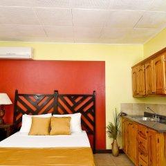 Отель Kaz Kreol Beach Lodge & Wellness Retreat в номере