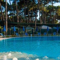 Отель Settebello Village Италия, Фонди - отзывы, цены и фото номеров - забронировать отель Settebello Village онлайн бассейн фото 3