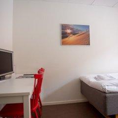 STF Gärdet Hotel & Hostel комната для гостей фото 4