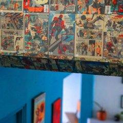 Отель Blue Pepper Hostel & Bar Мексика, Гвадалахара - отзывы, цены и фото номеров - забронировать отель Blue Pepper Hostel & Bar онлайн фото 6