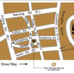 Отель The Bund Hotel Китай, Шанхай - отзывы, цены и фото номеров - забронировать отель The Bund Hotel онлайн городской автобус