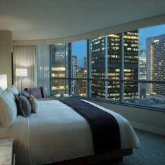 Отель Vancouver Marriott Pinnacle Downtown фото 28