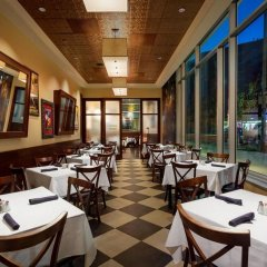 Отель Hilton Garden Inn Washington DC/Georgetown Area питание