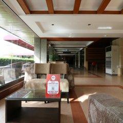 Отель NIDA Rooms Ramkamhaeng Avenue Min Buri интерьер отеля