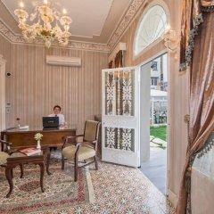 Enderun Hotel Istanbul интерьер отеля