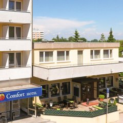 Отель Comfort Hotel Am Medienpark Германия, Унтерфёринг - отзывы, цены и фото номеров - забронировать отель Comfort Hotel Am Medienpark онлайн