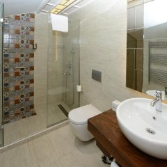Отель Collage Pera Стамбул ванная