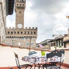 Апартаменты Art Apartment Palazzo Vecchio Флоренция балкон фото 2