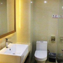 Отель Geliang East Hotel Китай, Шэньчжэнь - отзывы, цены и фото номеров - забронировать отель Geliang East Hotel онлайн ванная фото 2