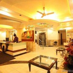 Отель Chanchal Deluxe Индия, Нью-Дели - отзывы, цены и фото номеров - забронировать отель Chanchal Deluxe онлайн интерьер отеля