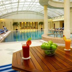 Radisson Blu Hotel Shanghai New World с домашними животными