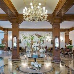 Отель Aldrovandi Villa Borghese Италия, Рим - 2 отзыва об отеле, цены и фото номеров - забронировать отель Aldrovandi Villa Borghese онлайн интерьер отеля