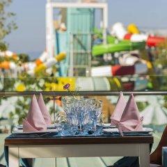 Отель Dream World Aqua балкон