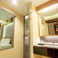 Отель Aqua Resort Phuket ванная