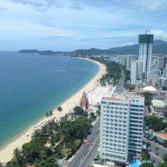 Апартаменты Beach Front Apartments Nha Trang пляж