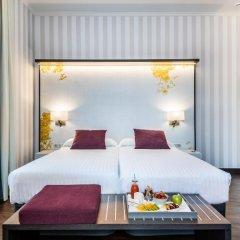 Отель Palacio San Martin Мадрид в номере фото 2