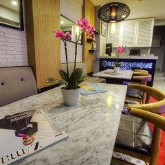 Istanbul Box Hotel интерьер отеля