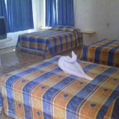 Отель Nautilus Мексика, Плая-дель-Кармен - отзывы, цены и фото номеров - забронировать отель Nautilus онлайн комната для гостей фото 5