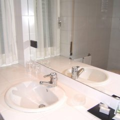 Hotel Ristorante Firenze Оспедалетти ванная фото 2