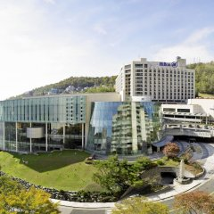 Отель Grand Hilton Seoul фото 4