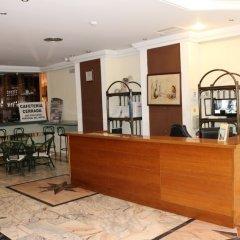 Hotel Sanz Торремолинос интерьер отеля