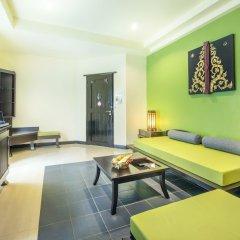 Отель Lanta Cha-Da Beach Resort & Spa Ланта фото 7