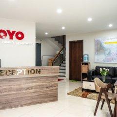 Апартаменты OYO 103 Airport Family Apartment интерьер отеля фото 2