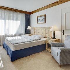 Отель Crystal Hotel superior Швейцария, Санкт-Мориц - отзывы, цены и фото номеров - забронировать отель Crystal Hotel superior онлайн комната для гостей