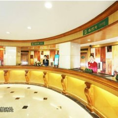 Отель South China Harbour View Шэньчжэнь интерьер отеля