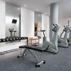 Отель INNSIDE by Meliá Frankfurt Niederrad фитнесс-зал