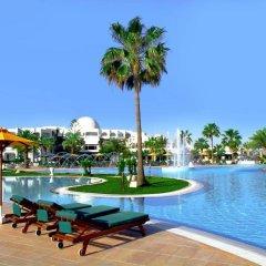 Отель Djerba Plaza Hotel Тунис, Мидун - отзывы, цены и фото номеров - забронировать отель Djerba Plaza Hotel онлайн приотельная территория