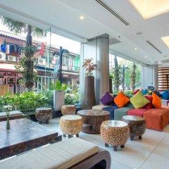 Nouvo City Hotel интерьер отеля фото 3