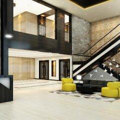 Metropolitan Hotel Dubai интерьер отеля фото 4