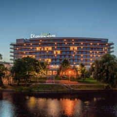 Crystal House Suite Hotel & Spa Калининград приотельная территория
