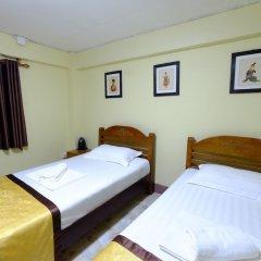 Отель Midsummer Night Hostel Таиланд, Бангкок - отзывы, цены и фото номеров - забронировать отель Midsummer Night Hostel онлайн комната для гостей фото 3