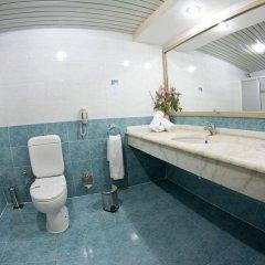 Sergah Hotel Турция, Анкара - отзывы, цены и фото номеров - забронировать отель Sergah Hotel онлайн ванная