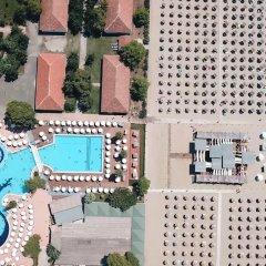 Отель Tropikal Resort Албания, Дуррес - отзывы, цены и фото номеров - забронировать отель Tropikal Resort онлайн бассейн фото 3