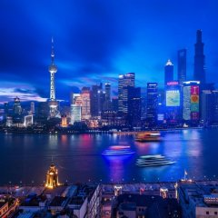 Отель Waldorf Astoria Shanghai on the Bund пляж