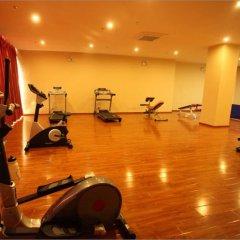 Отель Greentree Eastern Jiangxi Xinyu Yushui Government фитнесс-зал