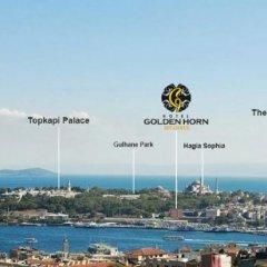 Golden Horn Istanbul Hotel Турция, Стамбул - 1 отзыв об отеле, цены и фото номеров - забронировать отель Golden Horn Istanbul Hotel онлайн пляж фото 2