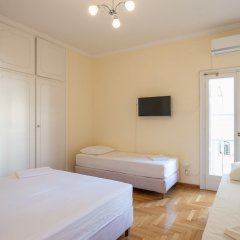 Отель Athens Park Palace Apartments Греция, Афины - отзывы, цены и фото номеров - забронировать отель Athens Park Palace Apartments онлайн комната для гостей фото 2