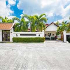 Отель Villas In Pattaya Green Residence Jomtien Beach Паттайя парковка