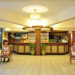 Отель Patong Lodge интерьер отеля фото 3
